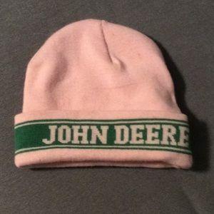 John Deere toboggan